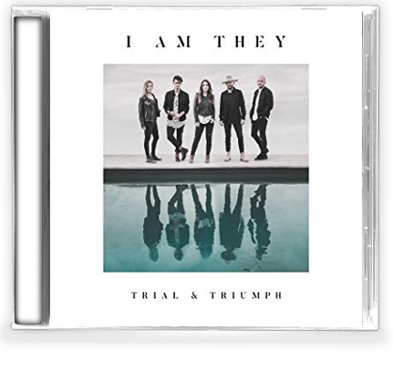 I Am They - Trail & Triumph (CD) - Christian Rock, Christian Metal