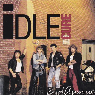 IDLE CURE - 2nd AVENUE (*NEW-CD, 1990, Frontline) Original Issue - Christian Rock, Christian Metal