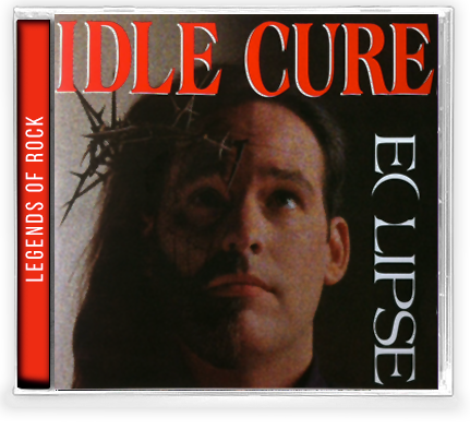 IDLE CURE - ECLIPSE (*NEW-CD) 2019 GIRDER - Christian Rock, Christian Metal