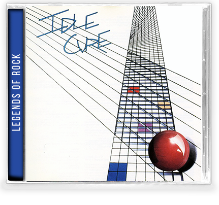 IDLE CURE - IDLE CURE (*NEW-CD) 2019 GIRDER - Christian Rock, Christian Metal