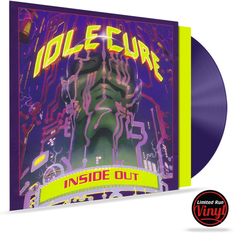 IDLE CURE - INSIDE OUT (*COLORED 180 GRAM VINYL) LIMITED 100 UNITS