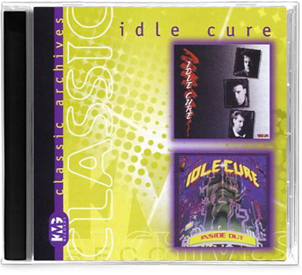 IDLE CURE KMG CLASSIC ARCHIVE (CD) 2 ALBUM