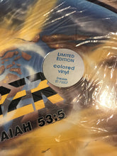 Stryper - Yellow and Black Attack (Blue) Limited Edition Colored Vinyl