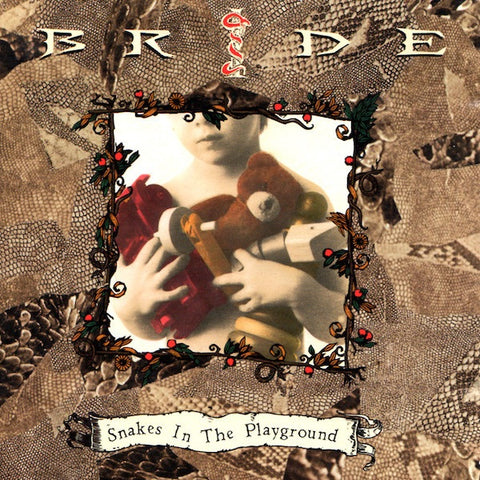 Bride - Snakes In The Playground (*Star Song) CD