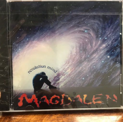 MAGDALAN - REVOLUTION MIND (CD)