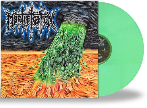 MORTIFICATION - MORTIFICATION (LIME GREEN VINYL, 2020)