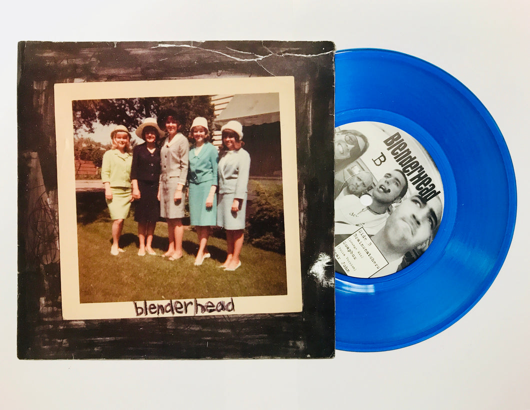 "BLENDERHEAD BLUE 7"" (6 Song) EP"