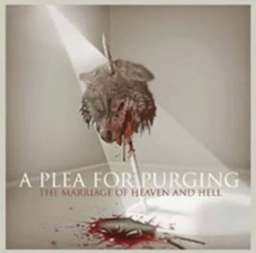 A Plea For Purging - A Marriage of Heaven and Hell (CD) - Christian Rock, Christian Metal