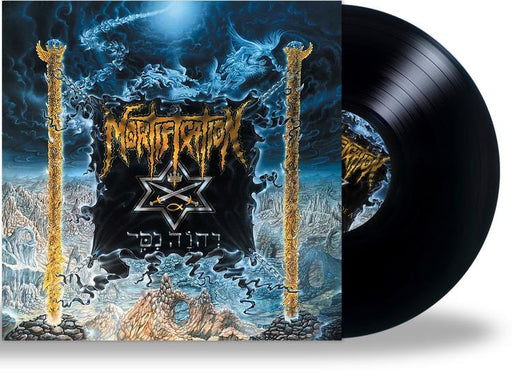 Mortification - EnVision EvAngelene (BLACK VINYL, 2020, Soundmass) ***Limited Supply