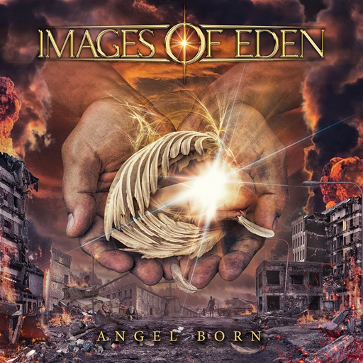 Images of Eden - Angel Born (CD)