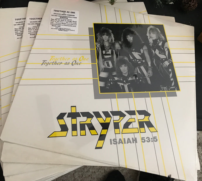 Stryper - Together As One (Vinyl)