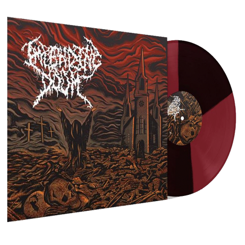 Impending Doom - Nailed Dead, Risen. (Vinyl)