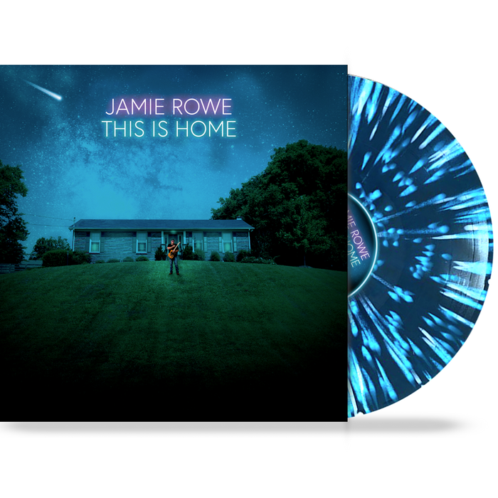 Jamie Rowe - This Is Home (Limited 200 Run Vinyl) Guardian Vocalist - Christian Rock, Christian Metal