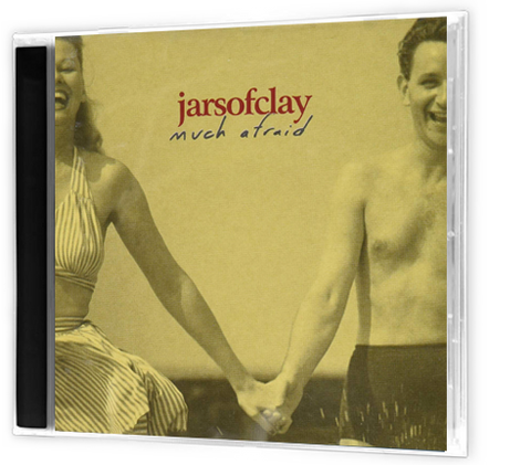 Jars of Clay - Much Afraid (New-CD) 2 Disc Set