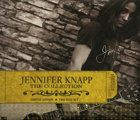 Jennifer Knapp - The Collection (CD) 2 Disc Set