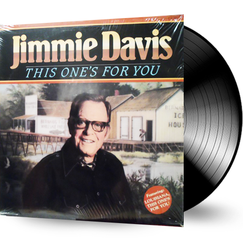 Jimmie Davis - This One's For You (Vinyl)