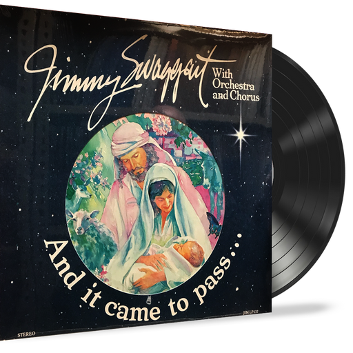 Jimmy Swaggart - And It Came To Pass (Vinyl) CHRISTMAS