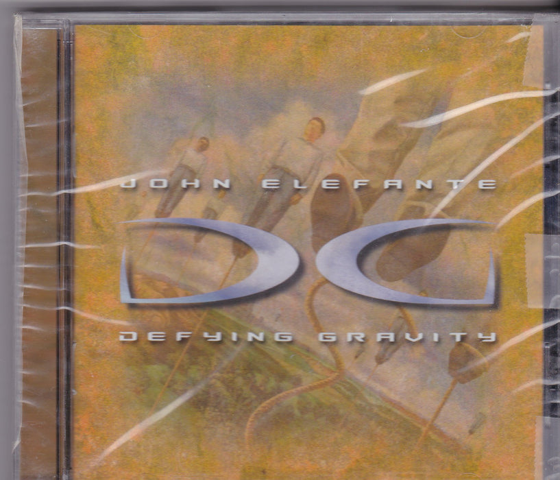 JOHN ELEFANTE - DEFYING GRAVITY (*NEW-CD, 1999, Pamplin) - Christian Rock, Christian Metal