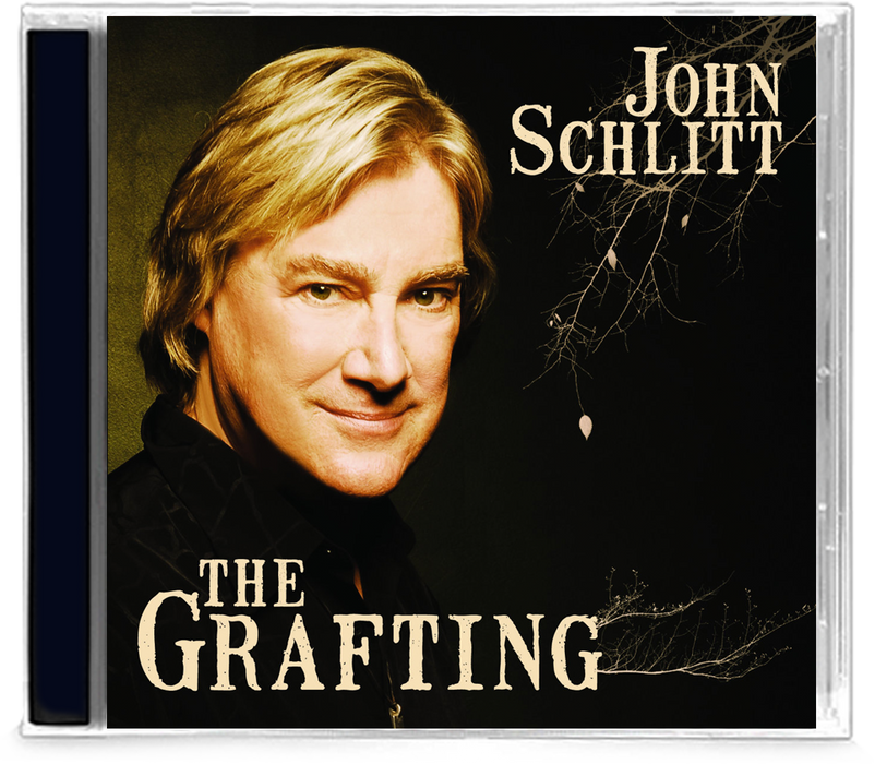 John Schlitt - The Grafting (CD) PETRA - Christian Rock, Christian Metal