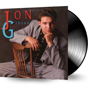 Jon Gibson - Change of Heart (Vinyl)