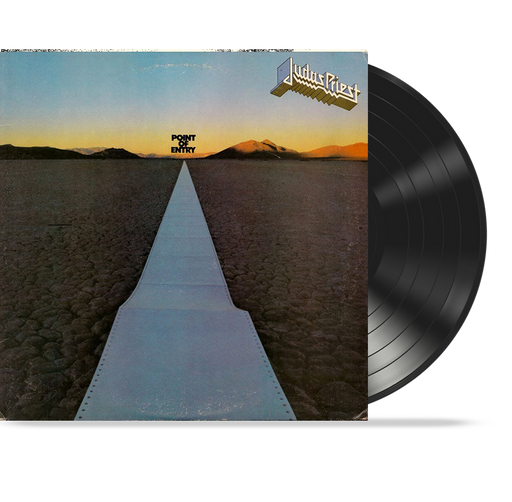 Judas Priest - Point Of Entry (Vinyl) - Christian Rock, Christian Metal