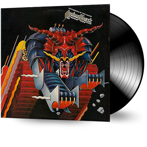 Judas Priest - Defenders of the Faith (Vinyl) 1984 CBS