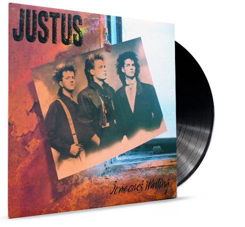 Justus - Someone's Waiting (Vinyl)