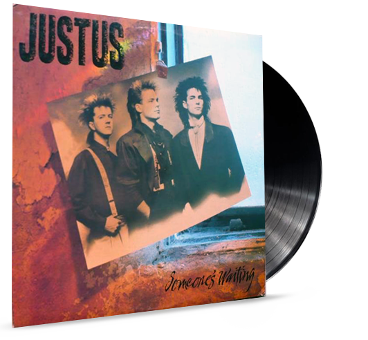 Justus - Someone's Waiting (Vinyl) - Christian Rock, Christian Metal