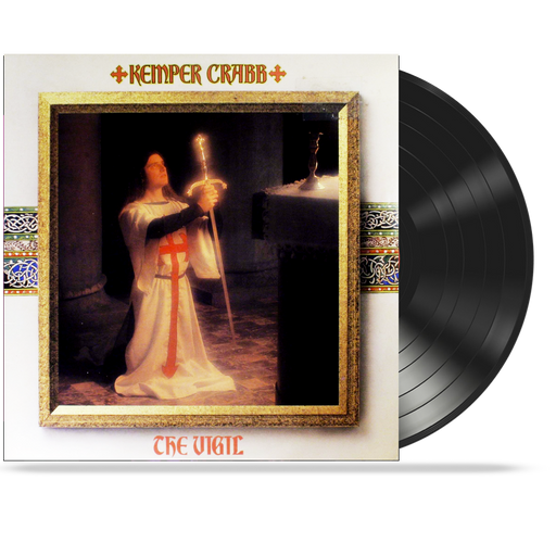 Kemper Crabb - The Vigil (Vinyl) Pre-Owned 1982 StarSong - Christian Rock, Christian Metal