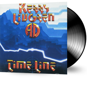 Kerry Livgren AD - Time Line (Vinyl) pre-owned
