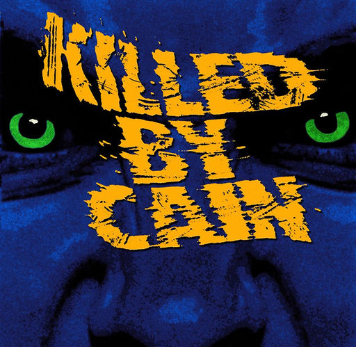KILLED BY CAIN - KILLED BY CAIN (Retroarchives Edition) (CD, 2017, Retroactive) Limited 300 Copies - Christian Rock, Christian Metal