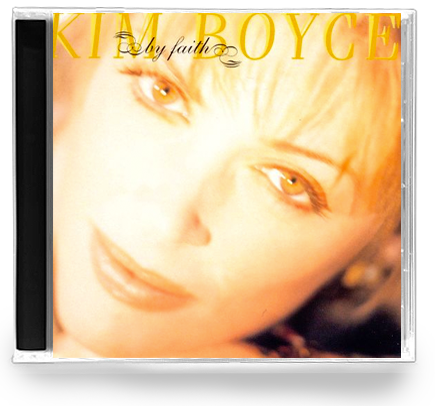 Kim Boyce - By Faith (CD) 1994 Warner Bros.