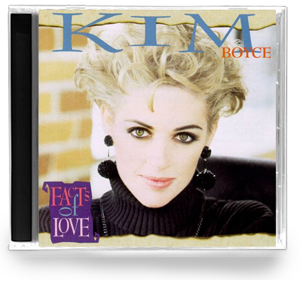 Kim Boyce - Facts of Love (CD) 1992 Warner Alliance