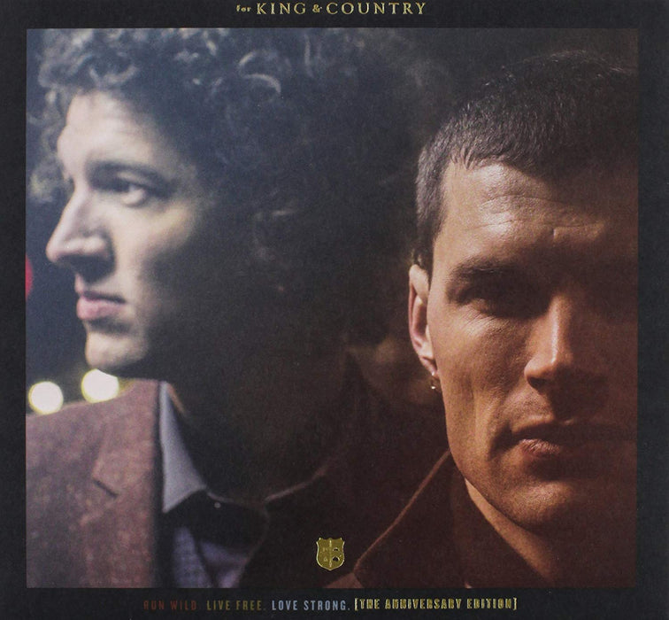 For King and Country - The Wild. Live Free. Love Strong. Deluxe Anniversary Edition (CD) - Christian Rock, Christian Metal