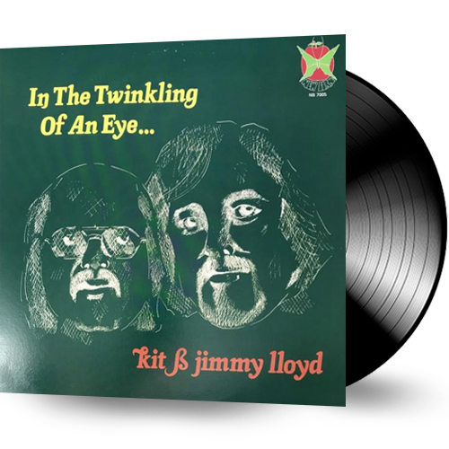 Kit and Jimmy Lloyd - IN THE TWINKLING OF AN EYE (Vinyl) PSYCH ROCK 1978 - Christian Rock, Christian Metal