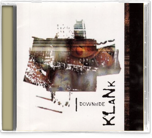 Klank - Downside (CD) Industrial - Christian Rock, Christian Metal