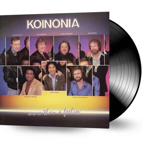 Koinonia - More Than A Feelin' (Vinyl) Pre-Owned