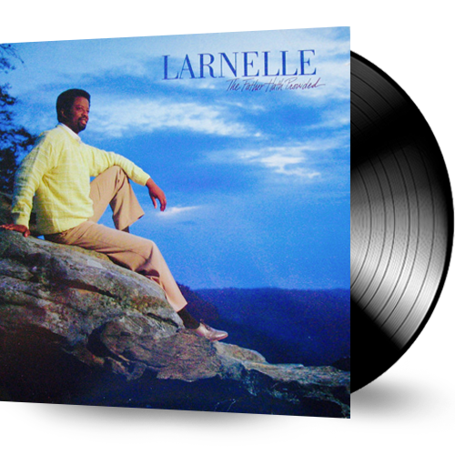 Larnelle Harris - The Father Hath Provided (Vinyl) - Christian Rock, Christian Metal