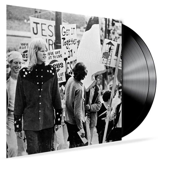 Larry Norman - Bootleg (The One Way Sessions 1969 - Vinyl) - Christian Rock, Christian Metal