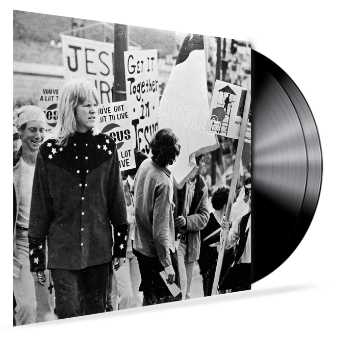 Larry Norman - The One Way Sessions (Double Vinyl) Pre-owned 1969 One Way Records Bootleg Official