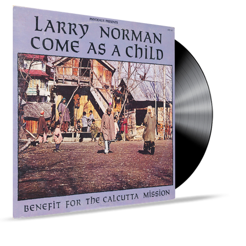 Larry Norman - Come As A Child (Vinyl)
