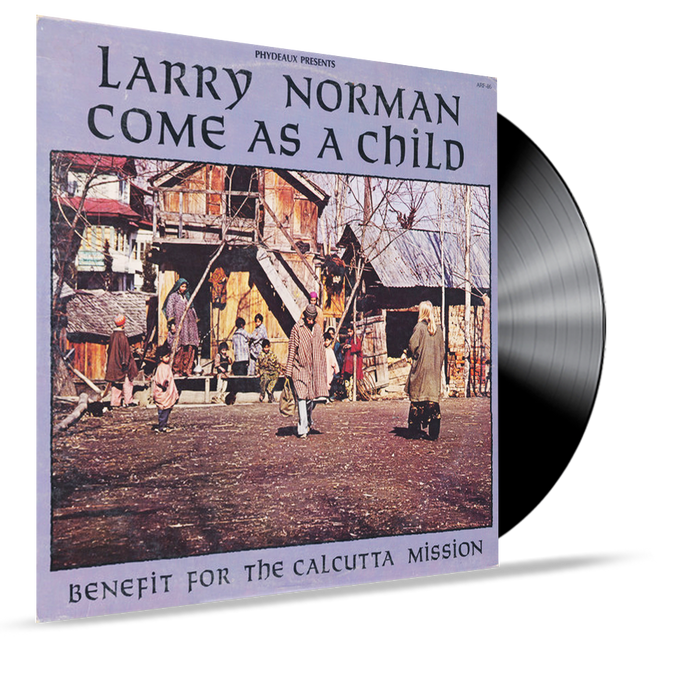 Larry Norman - Come As A Child (Vinyl) - Christian Rock, Christian Metal