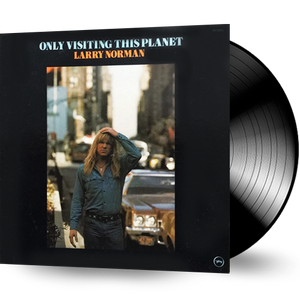 Larry Norman - Only Visiting This Planet (Vinyl) pre-owned