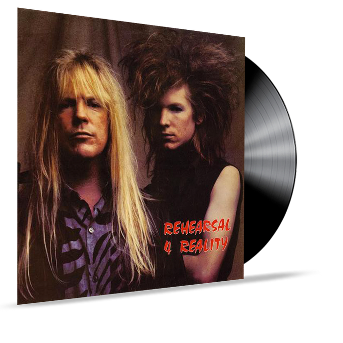 Larry Norman - Rehearsal 4 Reality (Vinyl) - Christian Rock, Christian Metal