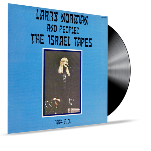 Larry Norman and People - The Israel Tapes (Vinyl)