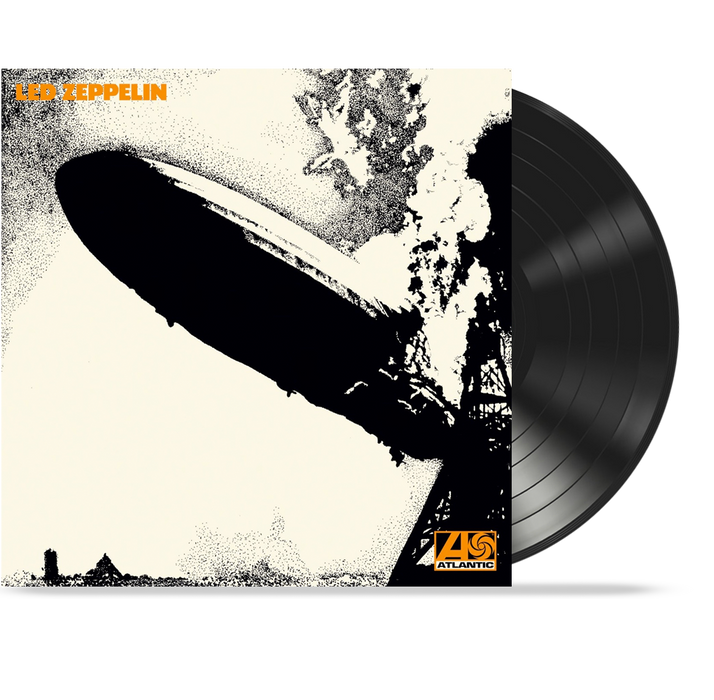 Led Zeppelin - Led Zeppelin (Vinyl) - Christian Rock, Christian Metal