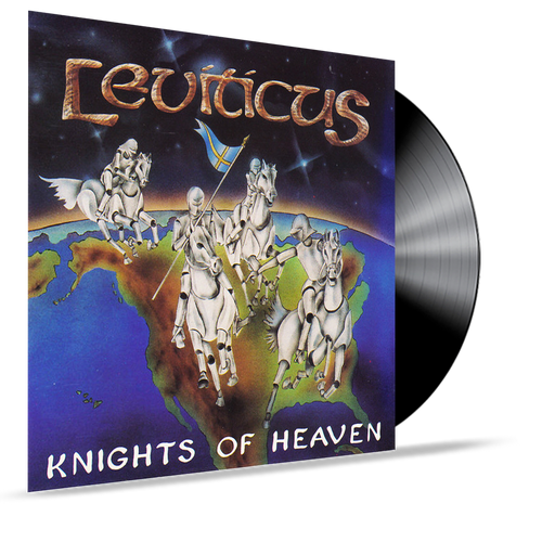 Leviticus - Knights of Heaven (Vinyl) - Christian Rock, Christian Metal