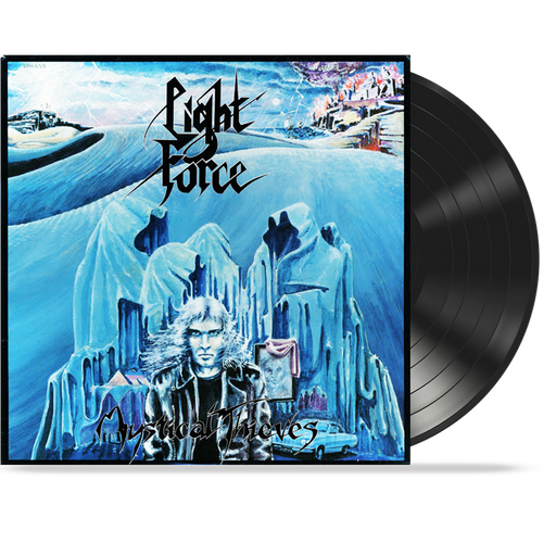 LIGHTFORCE - MYSTICAL THIEVES (*NEW-VINYL, 2019, Soundmass) - Christian Rock, Christian Metal
