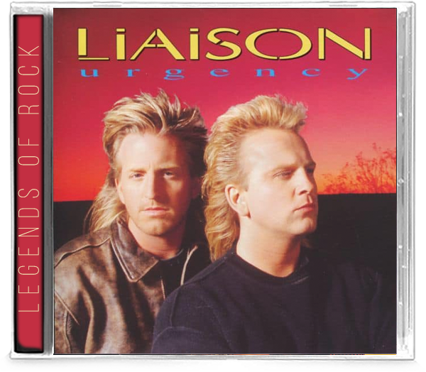 Liaison - Urgency (CD) Melodic AOR *ARENA ROCK Def Leppard, Allies, Shout, Idle Cure - Christian Rock, Christian Metal