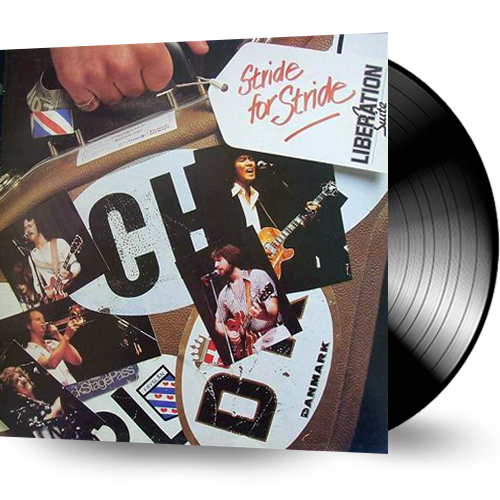 Liberation Suite - Stride for Stride (Used-Vinyl) 1981 Chapel Lane